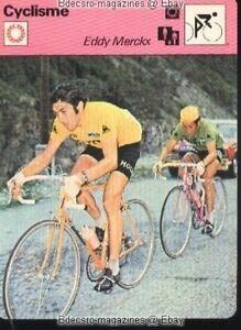 EDDY-MERCKX-Cyclisme-Cycling-Ciclismo-Maillot-Jaune-MOLTENI-Tour-de-France-velo