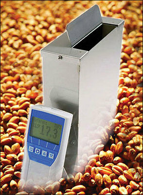 Humimeter Fs2-mm Grain Moisture Meter Measuring Range 5 To 40