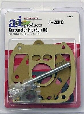 Allis Chalmers Carburetor Kit Fits U Uc