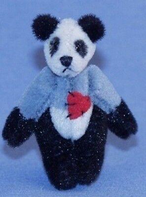 Deb Canham Dollhouse Collection Mei Mei Panda - LE 1000