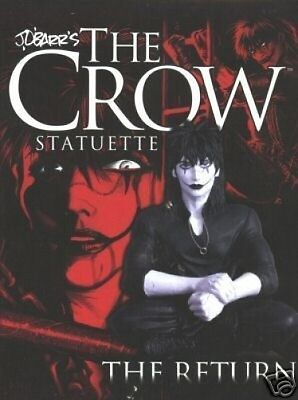 The Crow Statue Limited Edition The Return by  James O' Barr  Eric Draven Crow Limited Edition