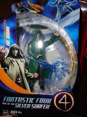 FANTASTIC FOUR RISE OF THE SILVER SURFER LIGHTNING ATTACK DR.