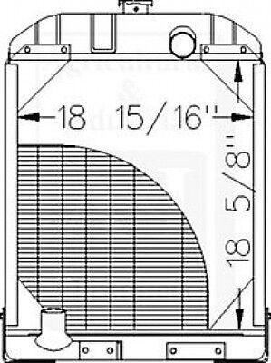 Case IH Radiator Thermostat NEW WN 313942R92 further Allis Chalmers Wd Radiator additionally Allis Chalmers Wd 6 Volt Wiring Diagram likewise Allis Chalmers Ib as well Allis Chalmers Brake Drum NEW WN 70237418. on allis chalmers wd45