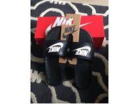 Nike Benassi JDI Flip Flops