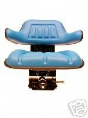 Ford 9n 600 800 2000 3000 4000 5000 Replacement Tractor Seat - Blue