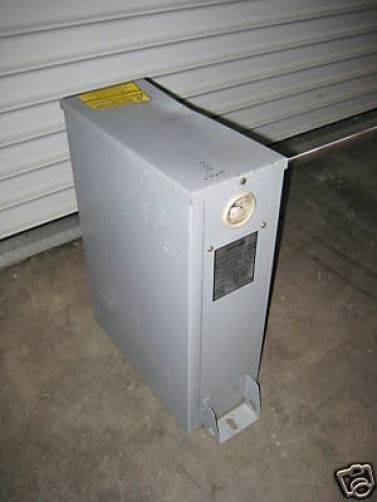 Asea CLMD63 C2 Capacitor 20 KVAR LVNQ 480V CLMD 63 ABB 20kVAR