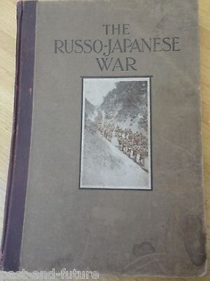 The Russo Japanese War  16  X 11  Folio 1904 Pf Collier   Son
