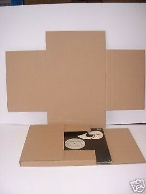 """5 x STRONG CRUCIFORM RECORD MAILERS HOLDS 1-16 12"""" / LP"""