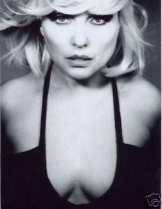 Blondie-Debbie-Harry-Boobs-10x8-Photo