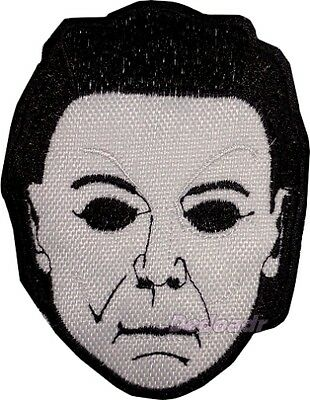 Halloween Michael Myers Embroidered Patch Horror Movie Mike Resurrection Return