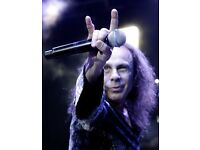Edinburgh based Dio tribute band seeks singer