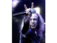 Ronnie James Dio tribute seeks singer