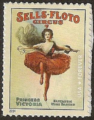 "1930s Sells-Floto CIrcus /""The Loyal Repenskis/"" Vintage Circus Poster 24x36"