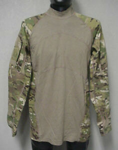 USGI-MULTICAM-ARMY-COMBAT-SHIRT-ACS-MASSIF-MEDIUM-FLAME-RESISTANT