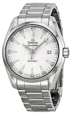 231.10.39.60.02.001 | OMEGA SEAMASTER AQUA TERRA | NEW & AUTHENTIC MEN'S WATCH