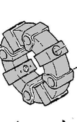Hitachi Excavator Hydraulic Pump Coupling. Ex100 Ex120