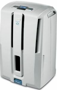 Delonghi 50-Pint Dehumidifier with Patented Pump