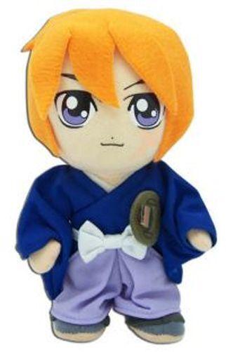 Rurouni Kenshin Official Genuine Kenshin Battousai Ver Plush *NEW*