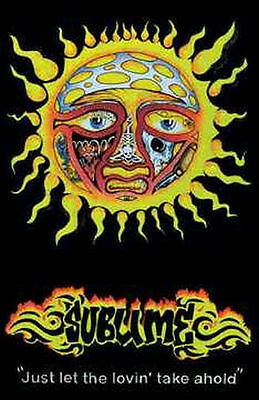 SUBLIME - SUN BLACKLIGHT POSTER - 24X36 JUST LET THE LOVIN TAKE AHOLD MUSIC 1810