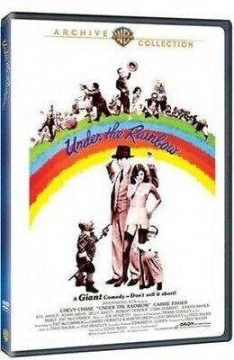 Under The Rainbow 1981 DVD Chevy Chase Carrie Fisher (MOD)
