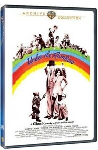 Under The Rainbow 1981 DVD Chevy Chase Carrie Fisher (MOD DVD-R)