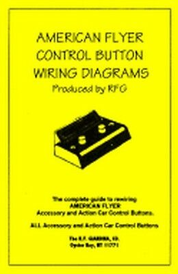 american flyer trains literature s scale s gauge rewiring booklet containing american flyer accessory and action car control button wiring diagrams a must have set of wiring internal button diagrams