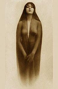 Veiled Nude 4