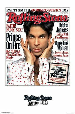 PRINCE - ROLLING STONE COVER POSTER - 22x34 MUSIC 9964