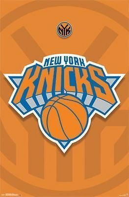 NEW YORK KNICKS - 2014 LOGO POSTER - 22x34 NBA BASKETBALL 13770 | eBay
