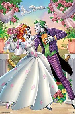 HARLEY QUINN - ROMANCE POSTER - 22x34 BATMAN SEXY DC COMICS JOKER 13884](Batman Poster)