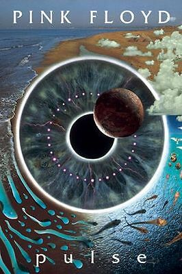 Pink Floyd   Pulse Poster   24X36 Music Band 24921