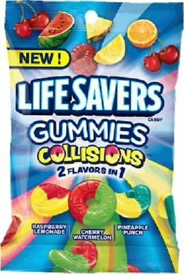 Life Savers Gummies Collisions Mix - Lifesaver Gummies