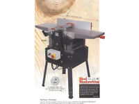 sip 01344 planer thicknesser