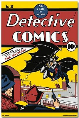 BATMAN - DETECTIVE COMICS NO 1 - COMIC POSTER 24x36 - 51025 - Batman Poster
