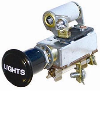 Light Switch For John Deere A Ao Ar B Bo Br D G H L La W Cutout On Generator
