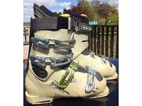 SALOMON Sensifit XWAVE 9.0 Ski Boots, UK Size 9