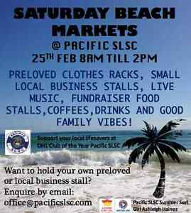 HOLD A MARKET STALL FOR YOUR LOCAL BUSINESS Palm Beach Gold Coast South Preview