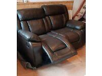 Reclining sofa free
