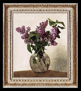 Still-Life-Floral-Flowers-Miniature-Dollhouse-Picture