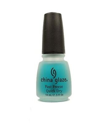 China Glaze Fast Freeze Quick Dry .5 - Dry Glaze