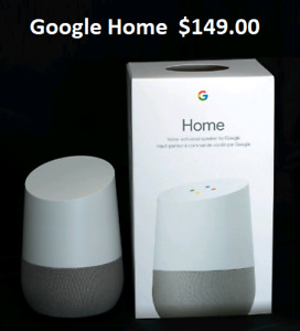 Google home (Brand New) 149.99$ Kingston