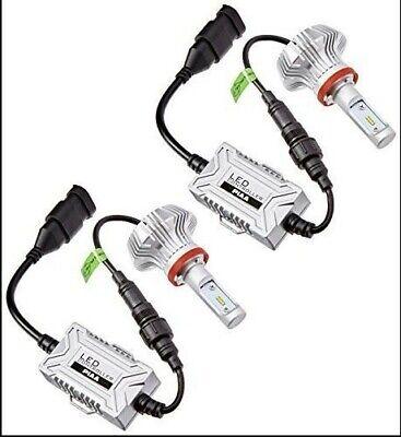PIAA 26-17307 H7 Platinum LED Bulb Kit