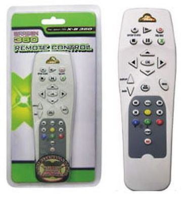 Mando a Distancia Multimedia Remoto Control Player Dragon Para Xbox 360 #02760