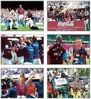 West Ham United Football Postcards