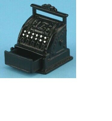 Dollhouse Miniatures 1:12 Scale Cash Register - Black #MUL10