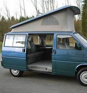 Faltenbalg Aufstelldach Westfalia VW T 4 California Coach Baujahr 1997 - 2003 T4