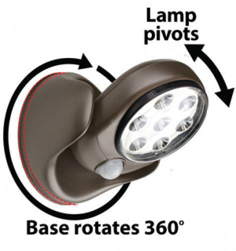 Motion Activated Sensor Led Light As Seen On Tv Cordless