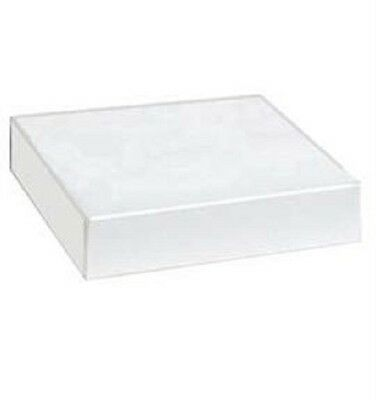 Boxes Gift 100 White 10 X 7 X 1  Cardboard Small Lingerie Retail Store