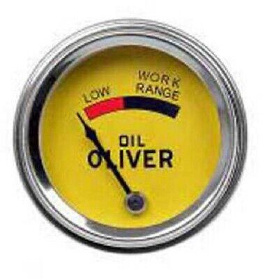 Oil Pressure Gauge For Oliver Super 44 Super 55 Super 66 Super 77 Super 88
