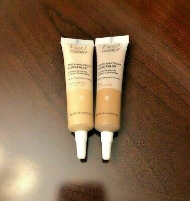 Hey Honey Trick and Treat Concealer! Light to Medium or Deep! NEW!!